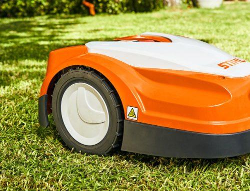 Stihl iMOW Robotic Mower Range