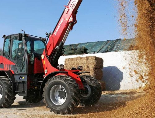 Agwood Limited to launch new brand of pivot steer material handlers