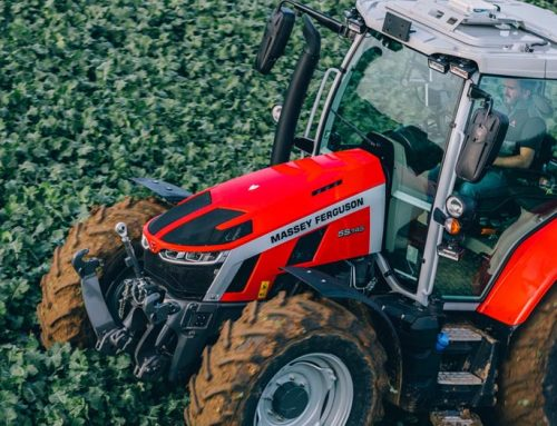 The Versatile Massey Ferguson MF 5S Series